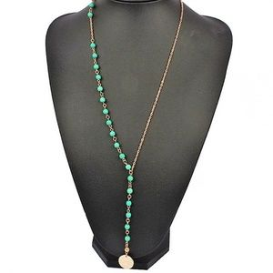 Jewelry - Sexy Gorgeous in Jade Beaded Pendant